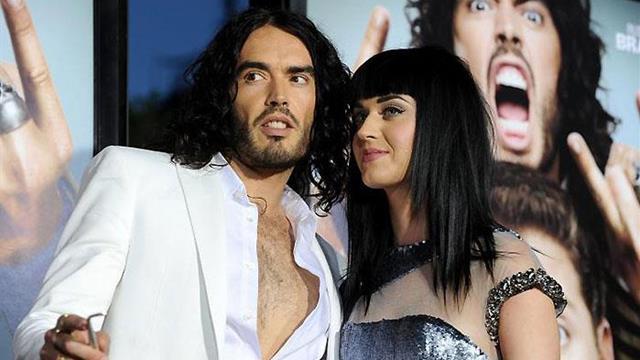 Indijsko vjenčanje: Katy Perry i Russell Brand